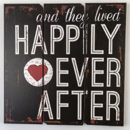 8 Units of Wall Decor They Lived Happily Ever After - Home Decor