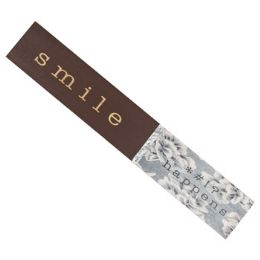 15 Units of Wall Decor Wooden Smile - Home Decor