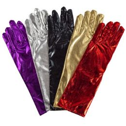48 Units of Gloves Costume Dress up - Halloween & Thanksgiving
