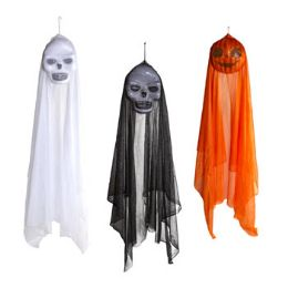 24 Units of Hanging Decor Floating Ghoul - Halloween & Thanksgiving