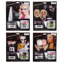 24 Units of Makeup Kits Halloween - Halloween & Thanksgiving