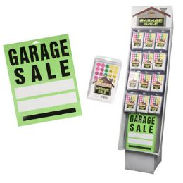 Garage Sale Shipper - Signs & Flags