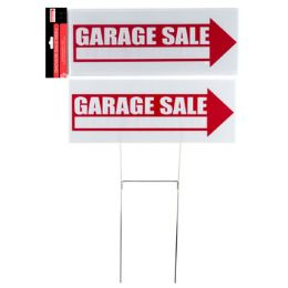 36 Units of Garage Sale Sign - Signs & Flags