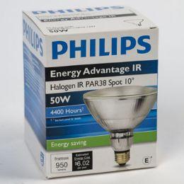 12 Units of Light Bulb Philips Flood Med Base Boxed - Lightbulbs