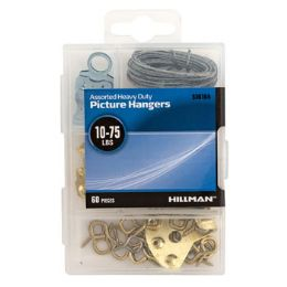 72 Units of Picture Hangers - Hardware Miscellaneous