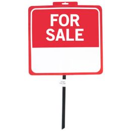 48 Units of Sign For Sale - Signs & Flags