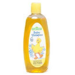 12 Units of Baby Shampoo Sesame Street - Baby Beauty & Care Items