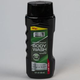 12 Units of Body Wash Original Scent Odor Fighting Personal Care - Bath & Body
