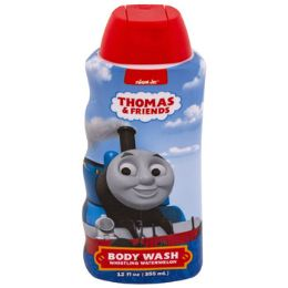 12 Units of Body Wash Kids Thomas Train Whistling Watermelon Scent - Bath & Body