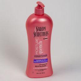 6 Units of Conditioner Pump Moisture Quench Salon Selectives - Shampoo & Conditioner