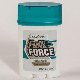 24 Units of Deodorant Regular Mens Full Force Percara - Deodorant