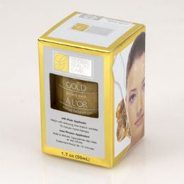 24 Units of Face Mask Gold Gel With Applicator Boxed - Bath And Body