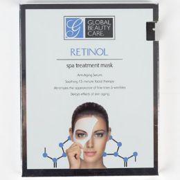 96 Units of Facial Mask Retinol Anti Aging Serum Spa Treatment Boxed - Bath And Body