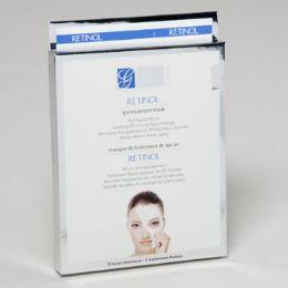 48 Units of Facial Mask Retinol Anti Aging Serum Spa Treatment Boxed - Bath And Body