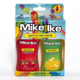 12 Units of Hand Sanitizer Mike And Ike - Hand Sanitizer