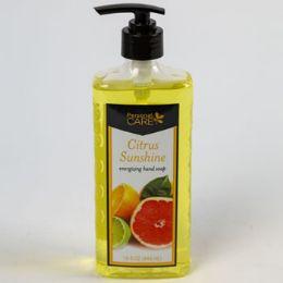 12 Units of Hand Soap Citrus Sunshine Liquid Personal Care - Soap & Body Wash