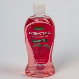 12 Units of Hand Soap Sun Ripened Raspberry Antibacterial Personal Care - Soap & Body Wash
