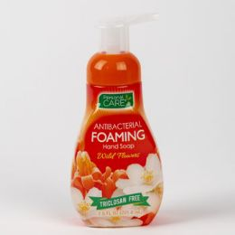 12 Units of Hand Soap Foaming Pump Antibacterial Wild Flowers - Soap & Body Wash