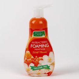 12 Units of Hand Soap Foaming Pump Antibacterial Wild Flowers - Hygiene Gear