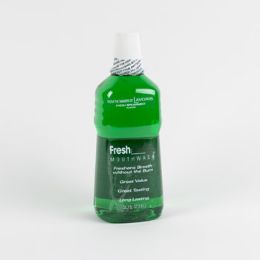 6 Units of Mouthwash Spearmint Freshology Green - Toothbrushes and Toothpaste