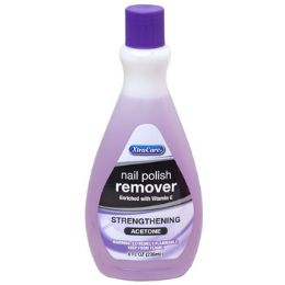 24 Units of Nail Polish Remover Acetone Strengthening - Manicure and Pedicure Items