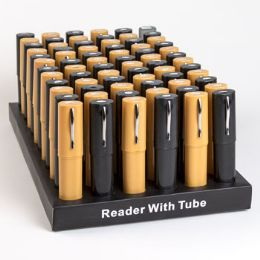 288 Units of Readers In Plastic Tube Counter Display - Reading Glasses