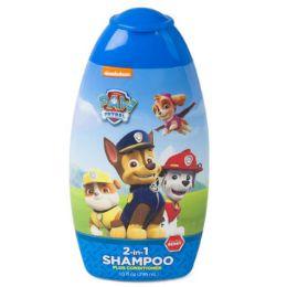12 Units of Shampoo Kids Paw Patrol With Conditioner - Shampoo & Conditioner