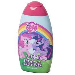 12 Units of Shampoo Kids My Little Pony With Conditioner - Shampoo & Conditioner