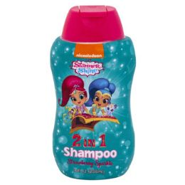12 Units of Shampoo Kids Shimmer Shine With Conditioner Strawberry - Shampoo & Conditioner