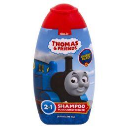 12 Units of Shampoo Kids Thomas Train With Conditioner Cherry Blast - Shampoo & Conditioner