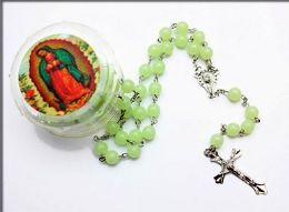 60 Units of Glow In The Dark Rosary/ Necklace - Necklace