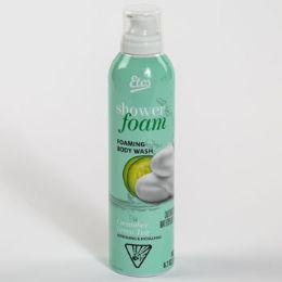 12 Units of Shower Foam Cucumber Green Tea Etos Body Wash - Soap & Body Wash
