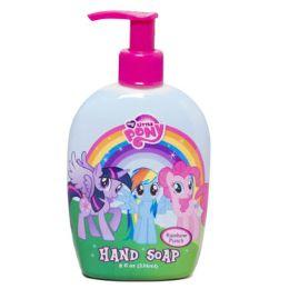 12 Units of Soap Liquid My Little Pony Rainbow Punch Pump - Soap & Body Wash