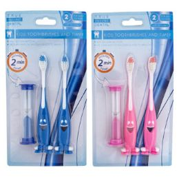 36 Units of Toothbrush Infant Kids Soft - Toothbrushes and Toothpaste