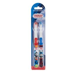 24 Units of Toothbrush Kids Thomas The Train Carded - Toothbrushes and Toothpaste