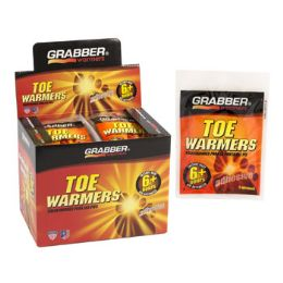 320 Units of Warmers Toe Two Pack Grabber - Winter Gloves