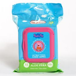 36 Units of Wipes Antibacterial Enriched With Aloe Vera - Baby Beauty & Care Items