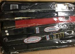 60 Units of Umbrella Regular 42 Inch Automatic Assorted Colors - Umbrellas & Rain Gear