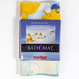 4 Units of Bath Mat Rubber Duckies Contact - Bath Mats