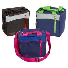 24 Units of Cooler Can Tote Collapsible - Cooler & Lunch Bags