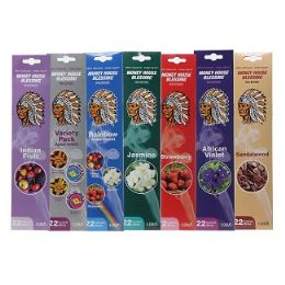 24 Units of 22ct Incense Stick [assortment] - Air Fresheners