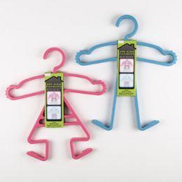 24 Units of Hanger Kids Plastic - Hangers
