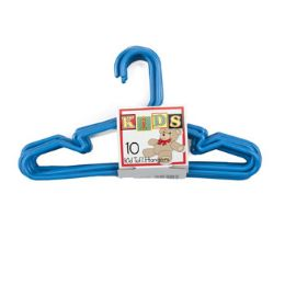 14 Units of Hangers Tubular Blue Kids - Hangers