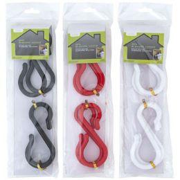 36 Units of Hooks S Shape - Hooks