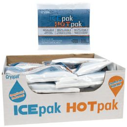 24 Units of Ice Pack Hot Pack Soft Sell Reuseable - Cooler & Lunch Bags