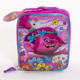 6 Units of Lunch Bag Trolls Soft Sided Cordura Insulated - Lunch Bags & Accessories