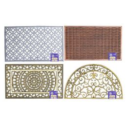 6 Units of Mat Outdoor Random Designs And Colors - Mats