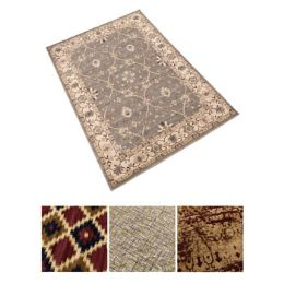 4 Units of Rug Accent Classic Machine Random Colors And Patterns - Home Decor
