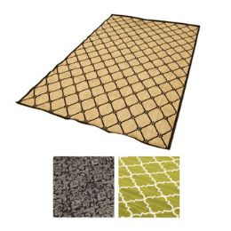 2 Units of Rug Accent Classic Machine Random Colors And Patterns - Home Decor