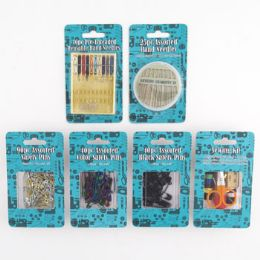 60 Units of Sewing Accessories - Sewing Supplies